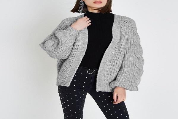 فروش ژاکت بافتنی زنانه