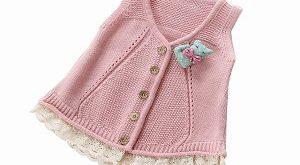 خرید لباس بافتنی کودک