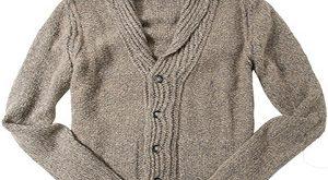 خرید اینترنتی ژاکت بافتنی مردانه