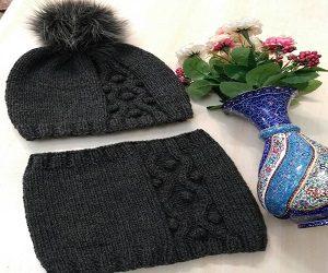 فروش کلاه بافتنی دست بافت