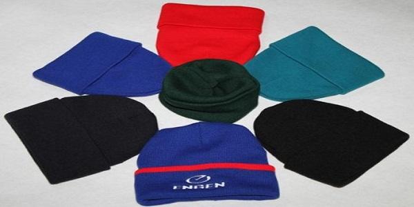 کارگاه تولید ست کلاه و هد بند و دستکش