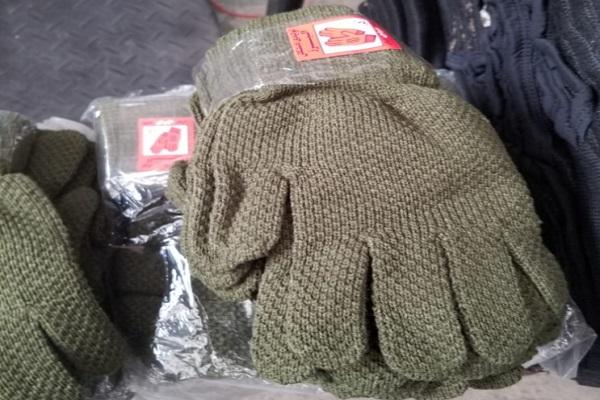 فروش دستکش بافتنی کار