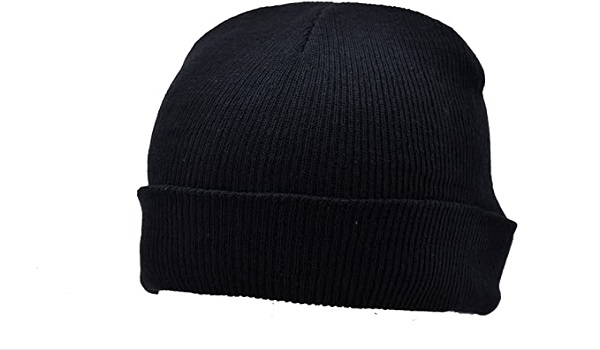 کلاه بافتنی مشکی ارزان قیمت